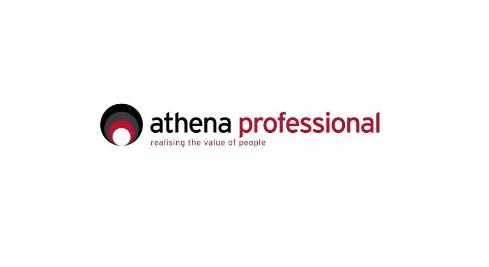 athena professional logo